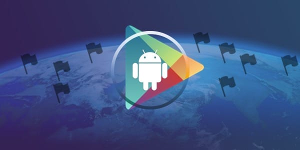 60+ Available Countries for Google Play Apps