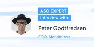 ASO Expert Interview: Peter Godtfredsen