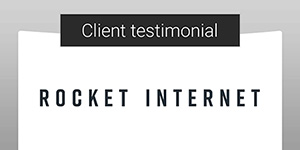 ASO Client Testimonial: Ekaterina from Rocket Internet
