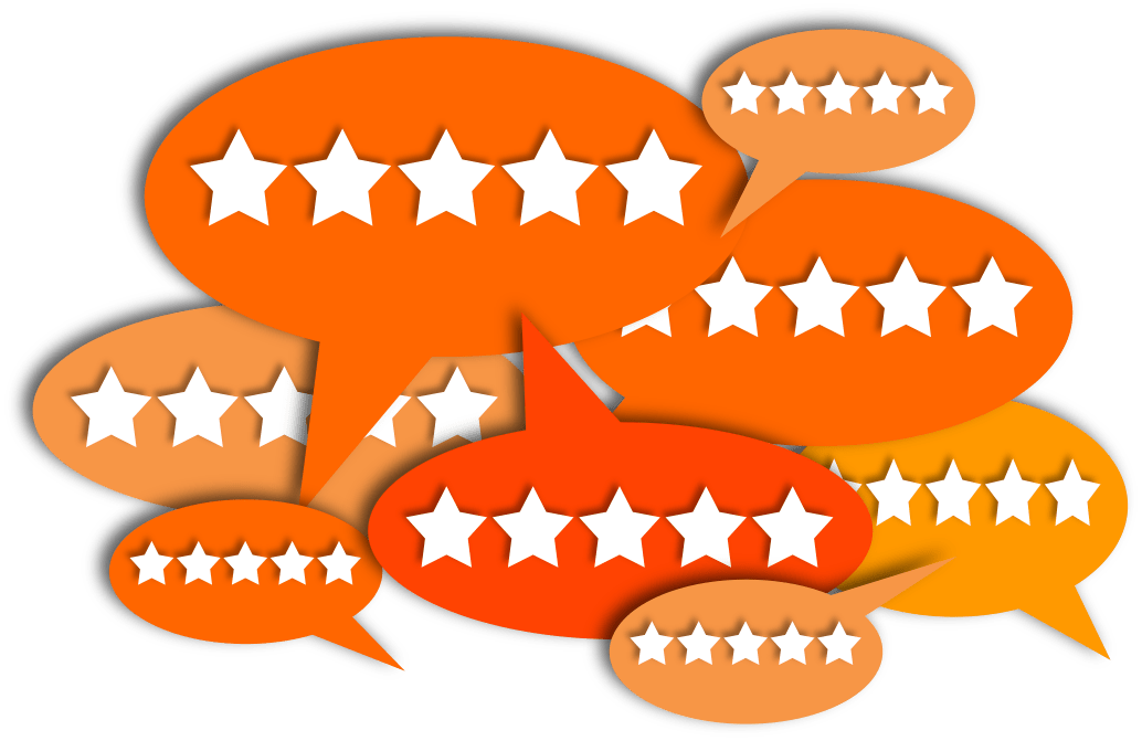 App Ratings & Reviews