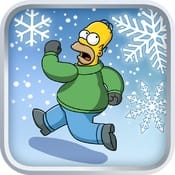The Simpsons Winter icon