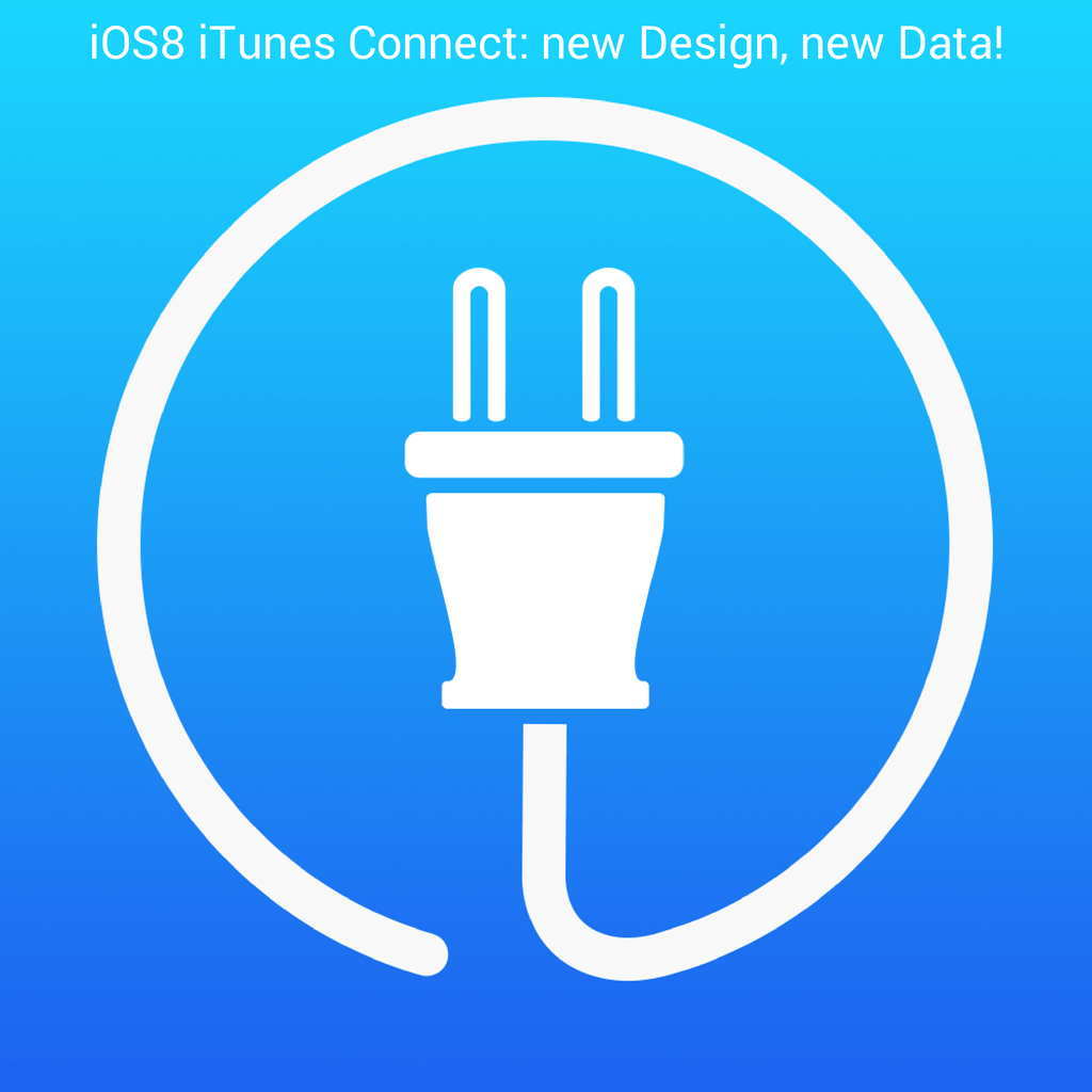 iOS8 iTunes Connect- New Design, New