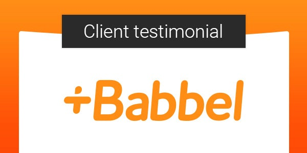 ASO Client Testimonial: Agata from Babbel