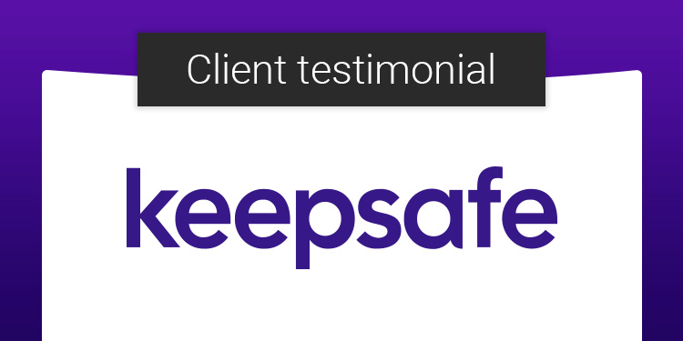 ASO Client Testimonial: Tim from Keepsafe