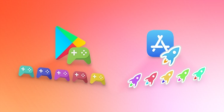 Games Sub Categories now in App Icon Color Analysis and Category keywords