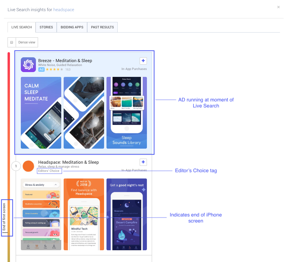 New in Live Search: The Real Phone Experience - ASO Blog