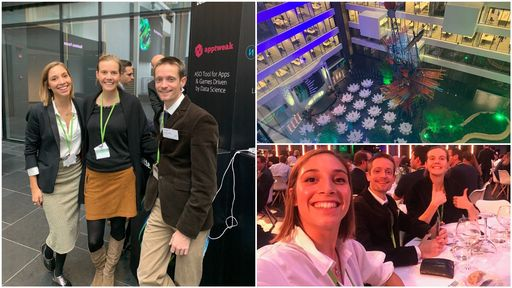 AppTweak Team at 2019 Deloitte Fast50 in Belgium