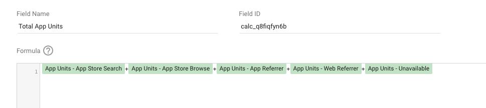 API app report - apptweak aso tool