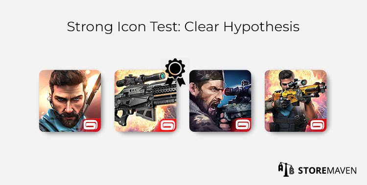 store icon testing example