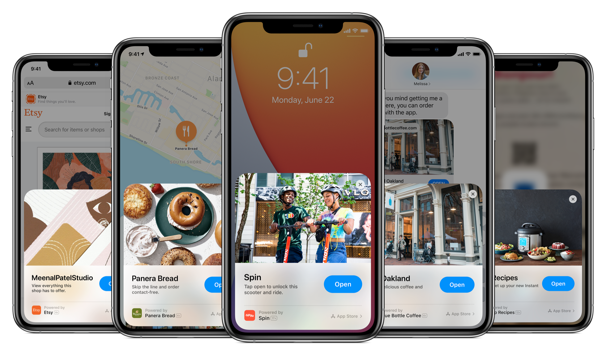 App Clips will allow users to try out apps without having to download them first