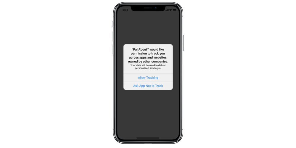 5. App developers need to ask users for consent to track their data - ios privacy updates