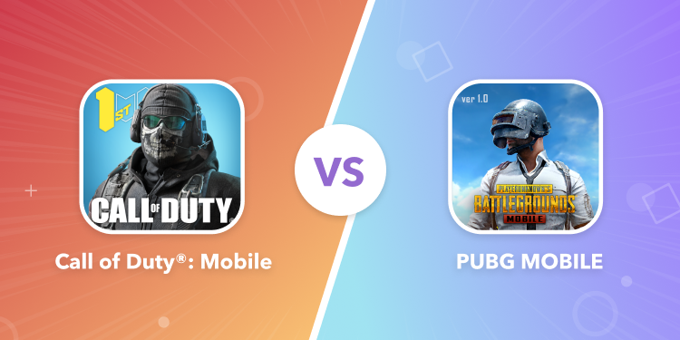 ASO Review #1: Call of Duty® vs PUBG MOBILE