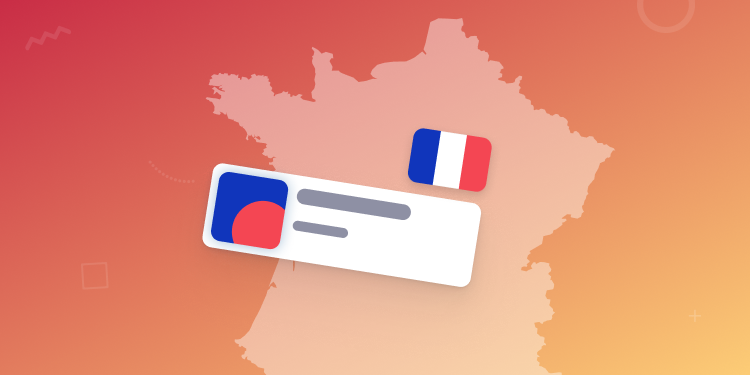 How to localize your app in French