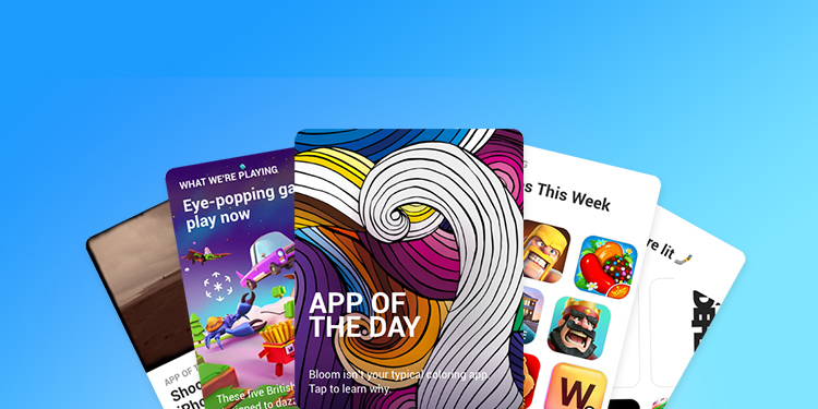 Find Out Which Apps Got Featured in the Today Tab